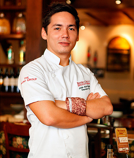 Chef Josh Boutwood
