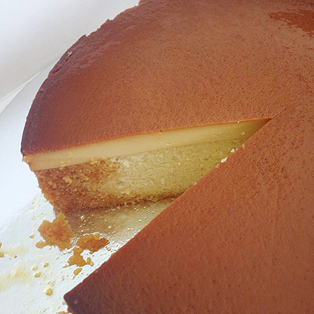 Anghelica S Ube Leche Flan Cake