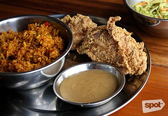 Senor Pollo Fried Chicken