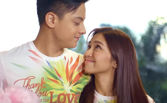 10 Cutest Love Team Moments From ABS-CBN's Christmas Station ID ...