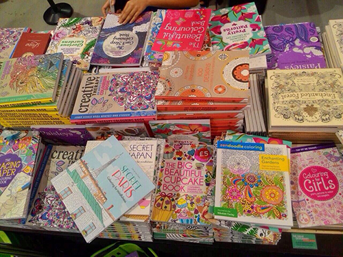 Photos Scenes From Manila International Book Fair 2015