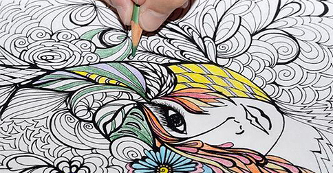 Share SPOTph The Adult Coloring Book
