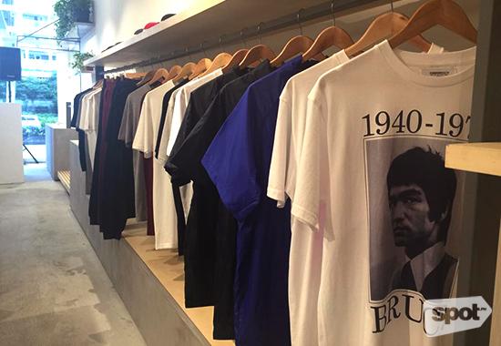Commonwealth Display Shirts