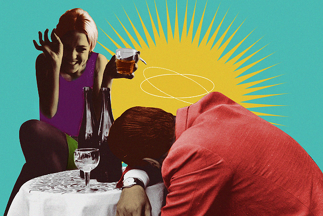 The 10 Kinds of Drunks You Will Meet in Life