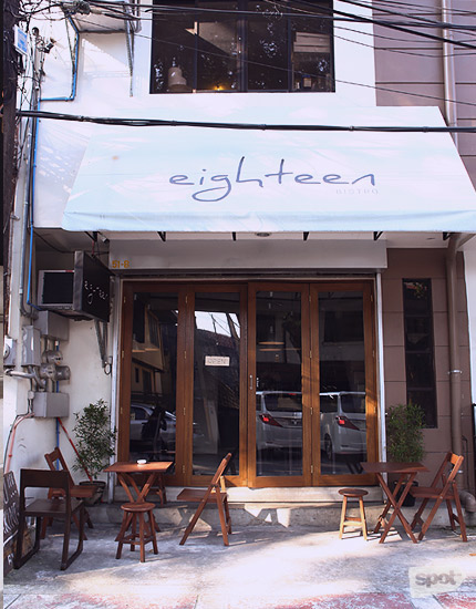 Eighteen Bistro