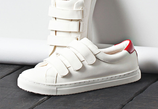 Fashion Sneakers from Bershka