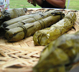 Suman from Misamis Occidental