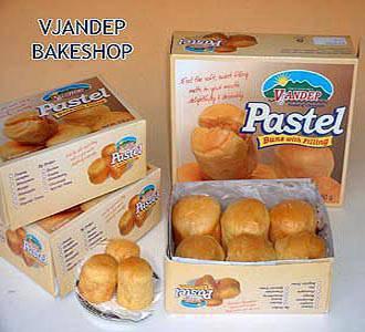 Vjandep Pastel from Cagayan de Oro