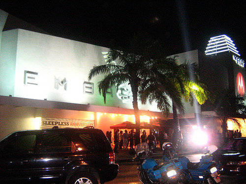 Embassy at the Fort Strip in Taguig