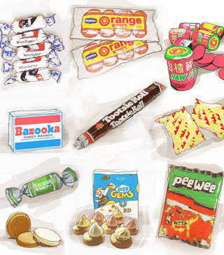 Favorite Chinese Junk Food
