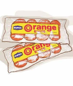 Orange Swits
