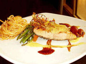 Salmon Steak (P428)