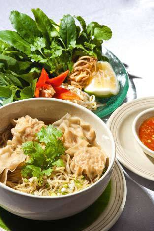 Flavors of Vietnam at Spices brings the colorful palettes of Vietnamese cuisine.