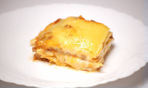 cheese-lasagna