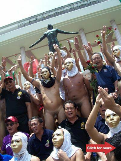 Pictures from the Centennial Oblation Run in June 2008