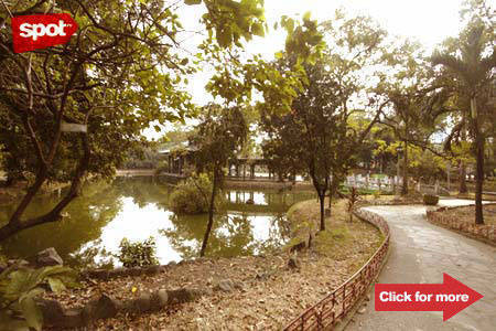 Dating parks in manila
