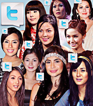 MOST FOLLOWED FILIPINO CELEBRITY on TWITTER Jan 2013 ...