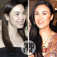Claudine and Gretchen Barretto