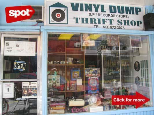 The Vinyl Dump