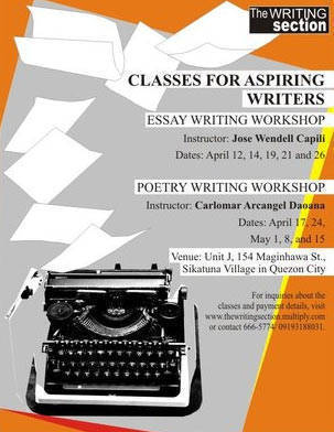 writingsection_poster