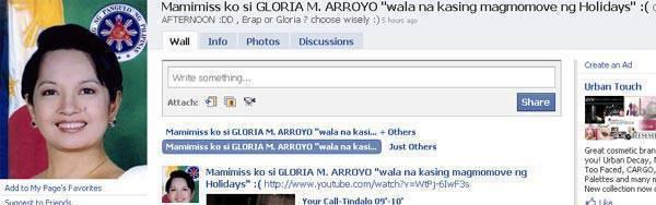 gloria-arroyo-facebook