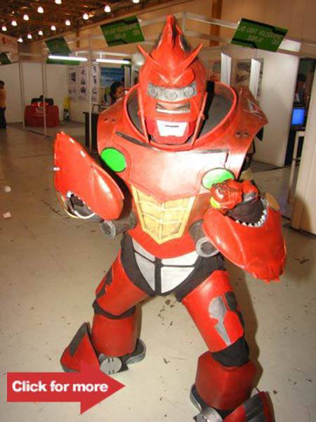 Ivan Valerio as Crab Nejilar of Mega Ranger vs. Car Ranger