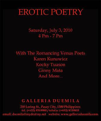 erotic-poetry
