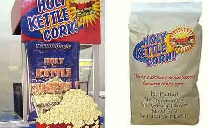 Holy Kettle Corn
