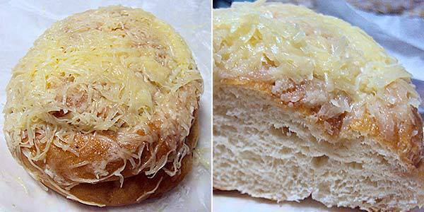The Manila Peninsula's Plain Ensaymada