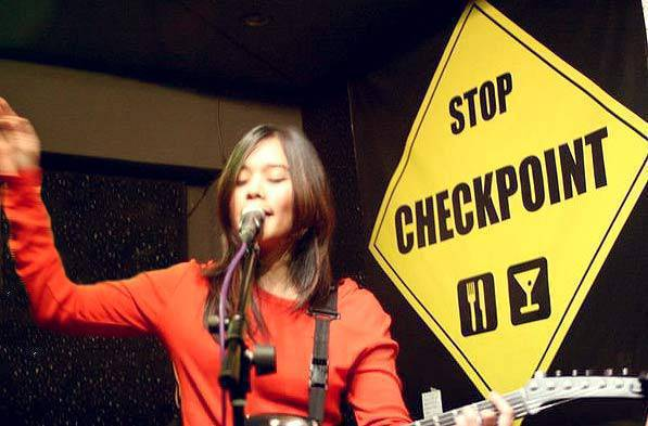 Checkpoint Louie's Bar