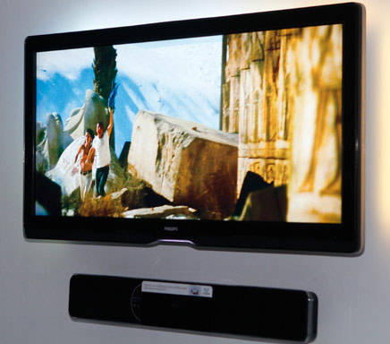 Philips Cinema 219 Tv Promises 3d Like Effects And No Distortion