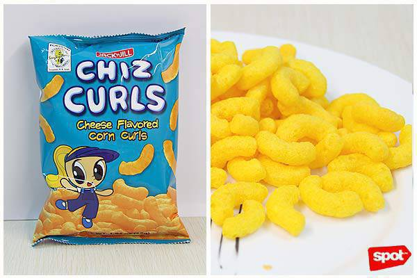 Chiz Curls Junk Food