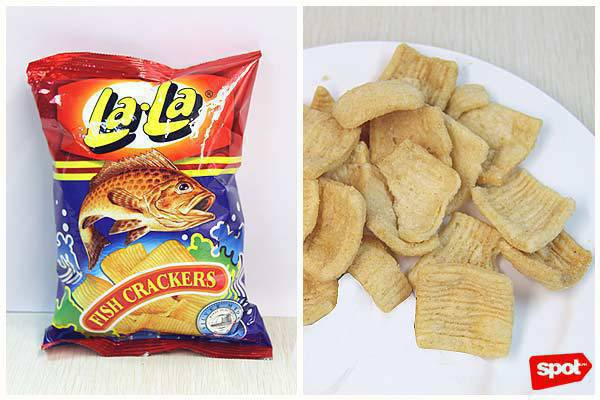 La La Fish Crackers