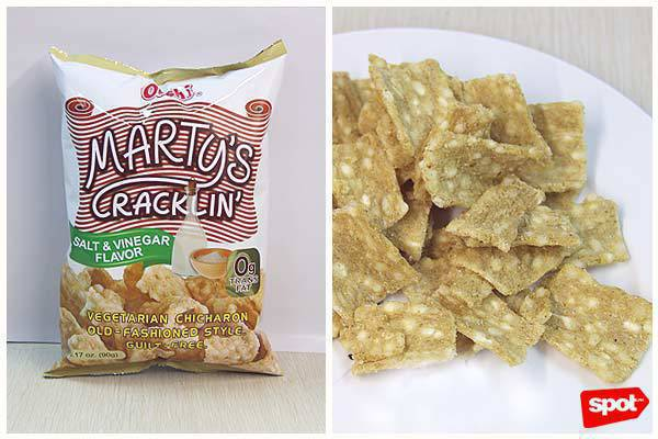 Marty's Cracklin'