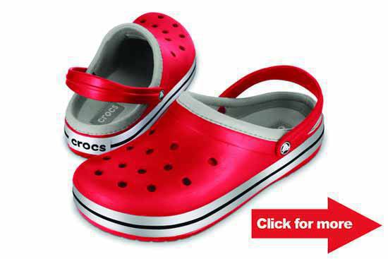d932a0bfbe80 New from Crocs  Crocband Lined clogs + Crocband Jaunt