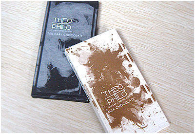 Theo Philo Artisan Chocolates (Milk Chocolate)