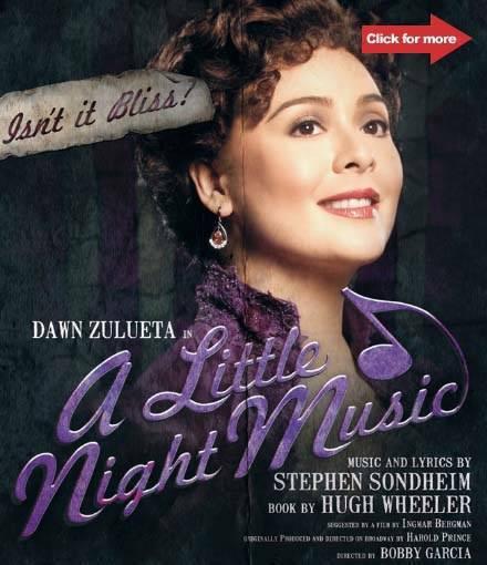 Dawn Zulueta Returns to Theater in A Little Night Music