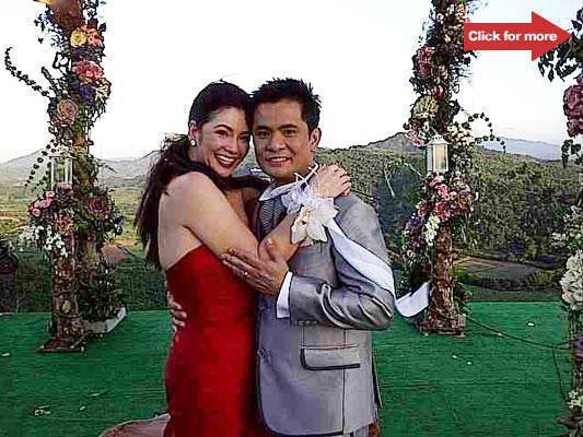 Photos The Regine Velasquez Ogie Alcasid Wedding Spotph