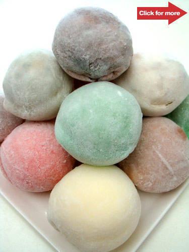 mochiko mochi balls