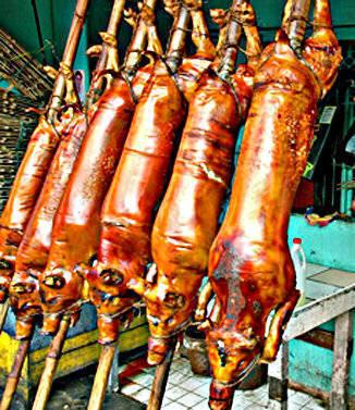 La Loma's Lechon Festival
