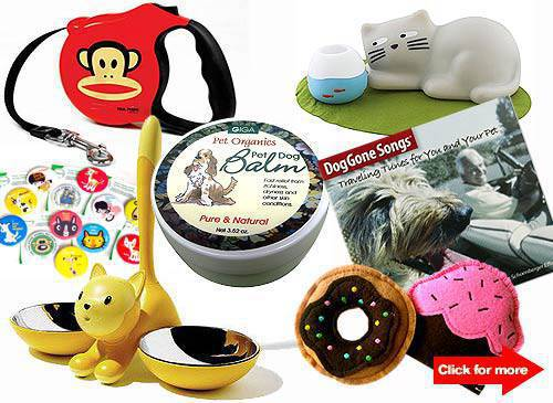 pet and pet lovers gift guide