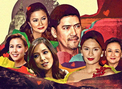 10 Women Who Got Hooked on Vic Sotto