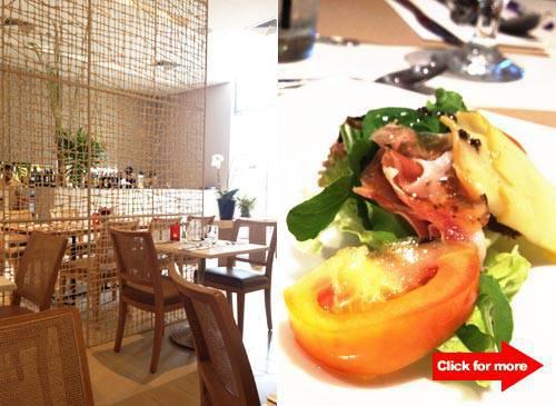 CHECK IT OUT: Aria Cucina Italia at Bonifacio Global City | SPOT.ph
