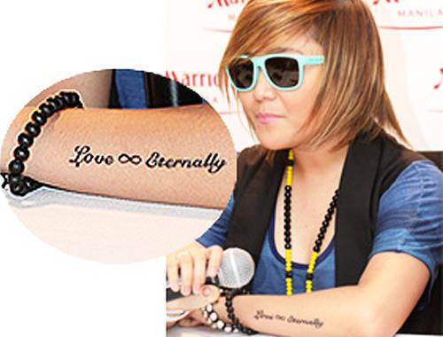 photos pinoy celebrity tattoos spotph