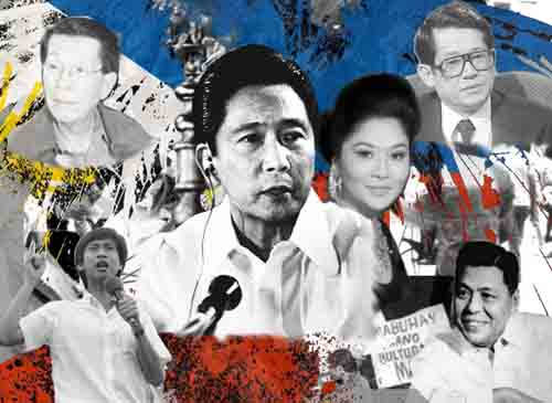 Martial Law Quotes: Sound Bites from a Tumultuous Era 1