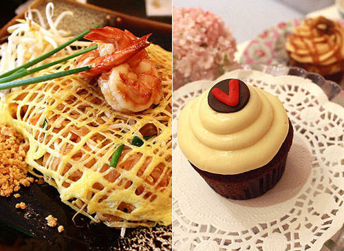 Food Places in New Glorietta