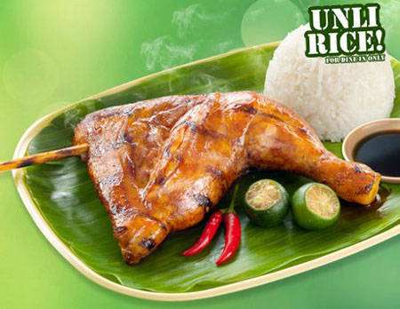 spotph directory restaurants with unlimited rice spotph