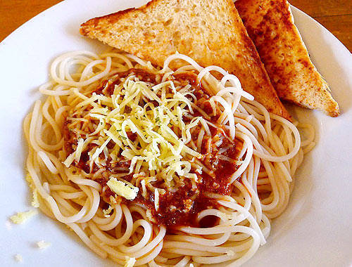 Top 10 pinoy style spaghetti spot share ccuart Gallery