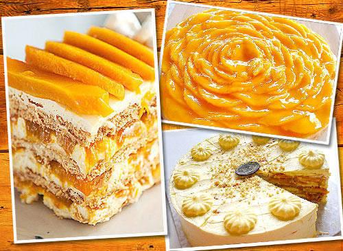 Top 10 Mango Cakes