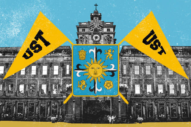 why did you choose university of santo tomas Ust's campus life the university pulsates with youthful life ust students number anywhere between 42,000 to 44,000 students, where some 12,000 are freshmen seen on campus are different manifestations of academic life from students whose backs are stooped while making sketches of university landmarks for their.